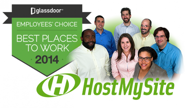HostMySite - Top 50 Best Places To Work
